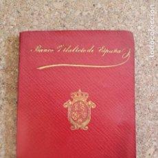 Documentos bancarios: TARIFAS DEL BANCO VITALICIO DE ESPAÑA. LA PREVISIÓN Y BANCO VITALICIO DE CATALUÑA. BARCELONA, 1900.. Lote 195202491