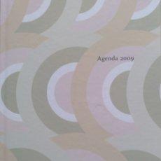 Documentos bancarios: AGENDA CAJASTUR 2009. Lote 207764901