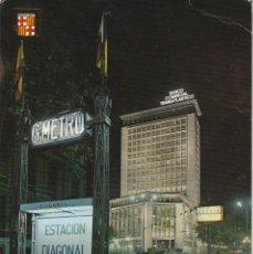 Documentos bancarios: 1961 BARCELONA BANCO COMERCIAL TRASATLANTICO METRO DIAGONAL.CRUCE Pª GRACIA-AVDA.GENERALÍSIMO FRANCO. Lote 222672817