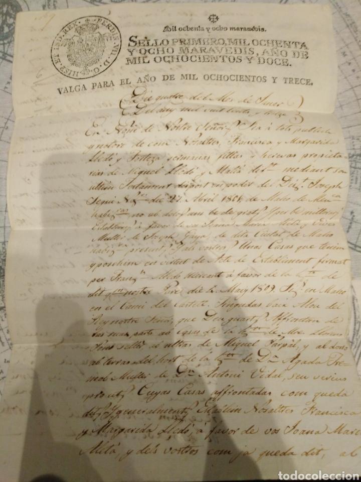 Documentos bancarios: Documento compra casa 1813 - Foto 2 - 230109510