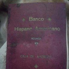 Documentos bancarios: BANCO HISPANO AMERICANO.. Lote 243264215