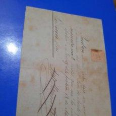Documentos bancarios: LETRA DE CAMBIO. Lote 259722230