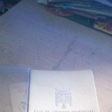Documentos bancarios: LIBRETA DE AHORROS DE LA CAJA DE AHORROS PROVINCIAL SAN FERNANDO DE SEVILLA, 1976. Lote 265098559