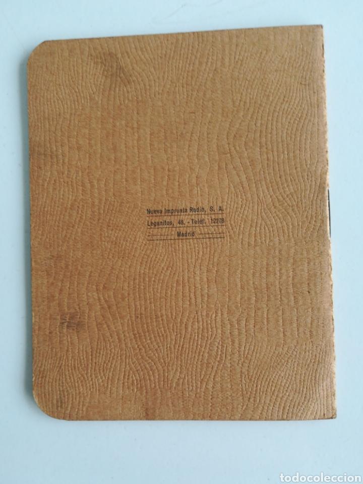 Documentos bancarios: LIBRETA CAJA DE AHORROS. BANCO POPULAR DE LOS PREVISORES DEL PORVENIR. AÑO 1935 - Foto 4 - 288339628