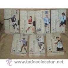Coleccionismo deportivo: VIDEOS VHS: HISTORIA DE LOS MUNDIALES DE FUTBOL - REVISTA EL GRAFICO. Lote 23979678