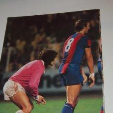 Coleccionismo deportivo: JOHAN NEESKENS : PÁGINA DE 1979. Lote 23750196