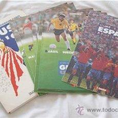 Coleccionismo deportivo: COPA DEL MUNDO DE FUTBOL USA 1994. Lote 20960176