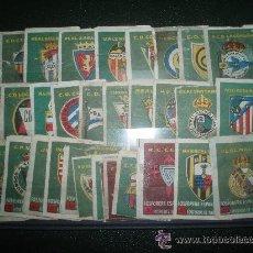 Coleccionismo deportivo: LOTE 32 FOTOTIPIAS. EQUIPOS LIGA FÚTBOL ESPAÑOLA. . Lote 12983174
