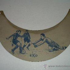 Coleccionismo deportivo: ANTIGUA VISERA DE CARTON. Lote 19886543