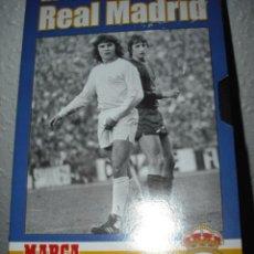 Coleccionismo deportivo: COLECCIÓN DE VIDEOS DE LA HISTORIA DE REAL MADRID. Lote 27170042