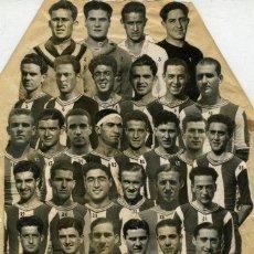 Coleccionismo deportivo: FÚTBOL.- SEPTIEMBRE DE 1931.- PLANTILLA DEL CLUB DEPORTIVO NACIONAL DE MADRID PARA LA TEMPORADA ..... Lote 29029442