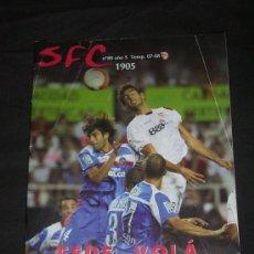 Coleccionismo deportivo: PROGRAMA SEVILLA F.C. - ESPANYOL (TEMP. 2007/2008). Lote 29540673