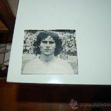 Coleccionismo deportivo: REAL MADRID: RECORTE DE ÁNGEL. PRIMEROS AÑOS 80. Lote 29567237