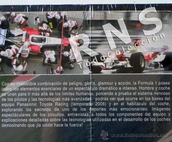 anatomía de un equipo d fórmula uno - dvd docum - Comprar en ...