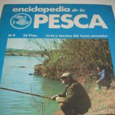 Coleccionismo deportivo: LOTE DE PESCA DE CAÑA AÑOS 60. Lote 31275067