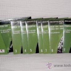 Coleccionismo deportivo: ENCICLOPEDIA DE LOS MUNDIALES DE FUTBOL. Lote 33307465