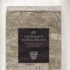 Coleccionismo deportivo: ENTREGA Nº 29 DE LOS TESOROS DEL REAL MADRID EDITADO POR EL DIARIO MARCA. Lote 33761317
