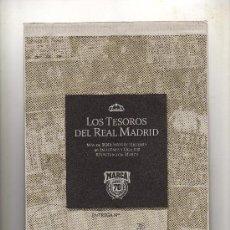 Coleccionismo deportivo: ENTREGA Nº 36 DE LOS TESOROS DEL REAL MADRID EDITADO POR EL DIARIO MARCA. Lote 33761357