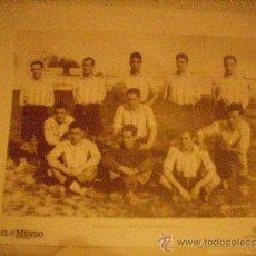 Coleccionismo deportivo: LAMINA DEL CLUB DEPORTIVO ALAVÉS. Lote 34127878