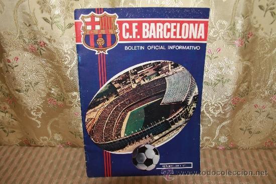 Coleccionismo deportivo: 2446- LOTE DE DOCUMENTOS DEL C.F. BARCELONA. 1949/1970. VER DESCRIPCION. - Foto 4 - 35665903