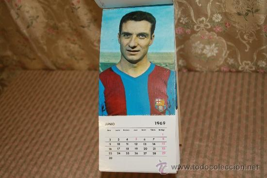 Coleccionismo deportivo: 2446- LOTE DE DOCUMENTOS DEL C.F. BARCELONA. 1949/1970. VER DESCRIPCION. - Foto 10 - 35665903