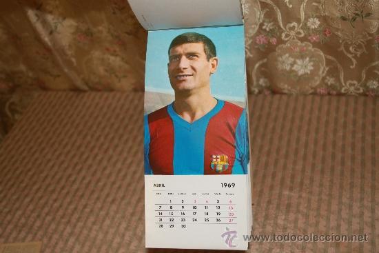 Coleccionismo deportivo: 2446- LOTE DE DOCUMENTOS DEL C.F. BARCELONA. 1949/1970. VER DESCRIPCION. - Foto 11 - 35665903
