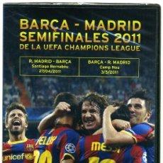 Coleccionismo deportivo: FCBARCELONA - R. MADRID [SEMIFINALES CHAMPIONS][2010-11][LOS 2 PARTIDOS]. Lote 86762194