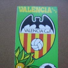 Coleccionismo deportivo: PROGRAMA OFICIAL VALENCIA C,F- REAL BETIS 1973-1974 73-74 CAMPEONATO DE LIGA. Lote 36720981