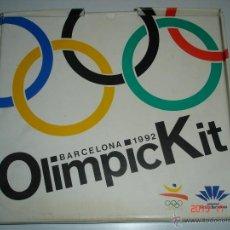 Coleccionismo deportivo: OLIMPIC KIT.CEREMONIA INAGURACION JJOO BARCELONA 92. Lote 39821518