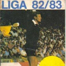 Coleccionismo deportivo: CALENDARIO CAMPEONATO NACIONAL DE FUTBOL . 1ª Y 2ª DIVISIÓN TEMP, 1982-83PUBLIC. BANCO DE BILBAO. Lote 39985461
