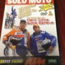Coleccionismo deportivo: DVD - SOLO MOTO - DAKAR - 2007 - PB3. Lote 100197323