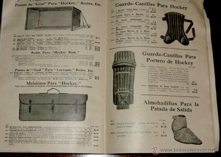 Coleccionismo deportivo: EXCEPCIONAL CATALOGO E.J. RILEY LTD. 1930 - 31, FUTBOL, HOCKEY, BOXEO GOLF BADMINTON, BILLAR, GIMNAS - Foto 8 - 40852006