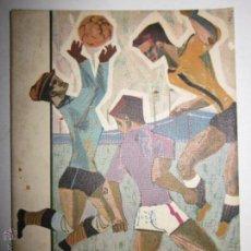 Coleccionismo deportivo: CALENDARIO LIGA 1958 -59 - (CD-201). Lote 43015455