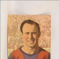 Coleccionismo deportivo: ANTIGUO FOTOCROMO DEL CF BARCELONA - CESAR - SEGUNDO GRAN CONCURSO CHAMPAÑA CASTELLBLANCH - FÚTBOL. Lote 43252416