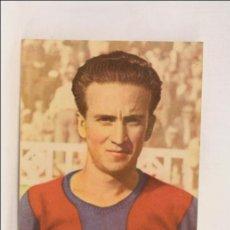 Coleccionismo deportivo: ANTIGUO FOTOCROMO DEL CF BARCELONA - BASORA - SEGUNDO GRAN CONCURSO CHAMPAÑA CASTELLBLANCH - FÚTBOL. Lote 43252444