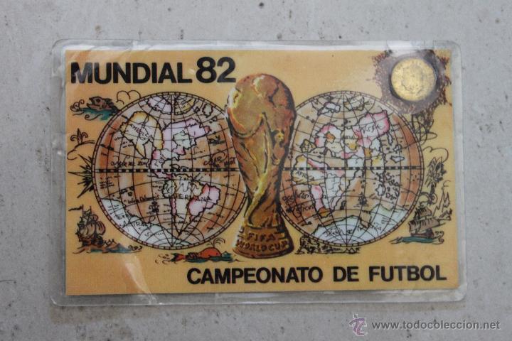 CARNET MUNDIAL 82 CAMPEONATO DE FUTBOL (Coleccionismo Deportivo - Documentos de Deportes - Otros)