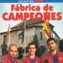 Coleccionismo deportivo: BARÇA - LOTE DE 6 LIBROS - COLECCION SPORT 1995-6. Lote 45590788
