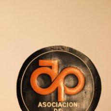 Coleccionismo deportivo: PARCHE TELA - EMBLEMA - ASOCIACIÓN DE PILOTOS. Lote 46316410