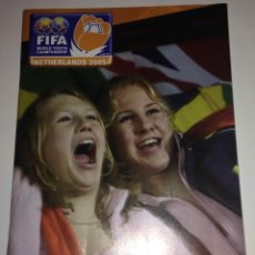 Coleccionismo deportivo: FIFA WORLD YOUTH CHAMPIONSHIP NETHERLANDS 2005 PROGRAMA OFFICIAL PROGRAM. Lote 46579588