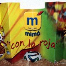 Coleccionismo deportivo: PARASOL MUNDIAL DE FÚTBOL 2014 BRASIL . Lote 46669191