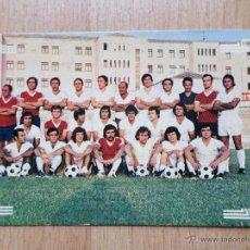 Coleccionismo deportivo: CARTA DE LA QUINIELA DE LA SUERTE_1-X-2_ AÑOS 70_ FUTBOL_REAL UNION. Lote 46949891