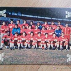 Coleccionismo deportivo: CARTA DE LA QUINIELA DE LA SUERTE_1-X-2_ AÑOS 70_ FUTBOL_¿¿¿¿????. Lote 46950161
