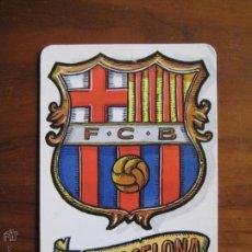 Coleccionismo deportivo: CALENDARIO BOLSILLO BARÇA 1995 ESCUDO FC BARCELONA. Lote 48210274
