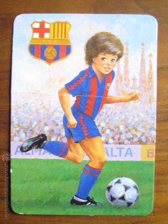 CALENDARIO BOLSILLO BARÇA 1993 FC BARCELONA MEYBA (Coleccionismo Deportivo - Documentos de Deportes - Otros)