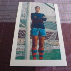 Coleccionismo deportivo: SADURNI (F.C.BARCELONA) 1968 -MEDIDAS (8CM X 14CM)BARÇA-IMPRESIÓN FOTOGRÁFICA. Lote 48629385