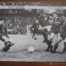 Coleccionismo deportivo: FOTO LÁMINA Nº 51 DEL LIBRO DE ORO DEL BARÇA EL PERIODICO FC BARCELONA FINAL DE BERNA. Lote 48673330