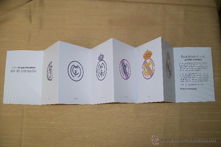 Coleccionismo deportivo: NADA DURA PARA SIEMPRE CARNET MADRIDISTA - Foto 2 - 49828543