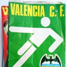 Coleccionismo deportivo: 52 PROGRAMAS DE FUTBOL, DEPORTE, VALENCIA, AÑOS 70-80, VER FOTOS, T. Lote 49911614