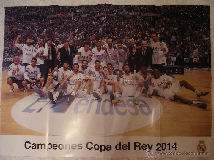 Coleccionismo deportivo: Lote colección posters Real Madrid - Foto 2 - 57631917