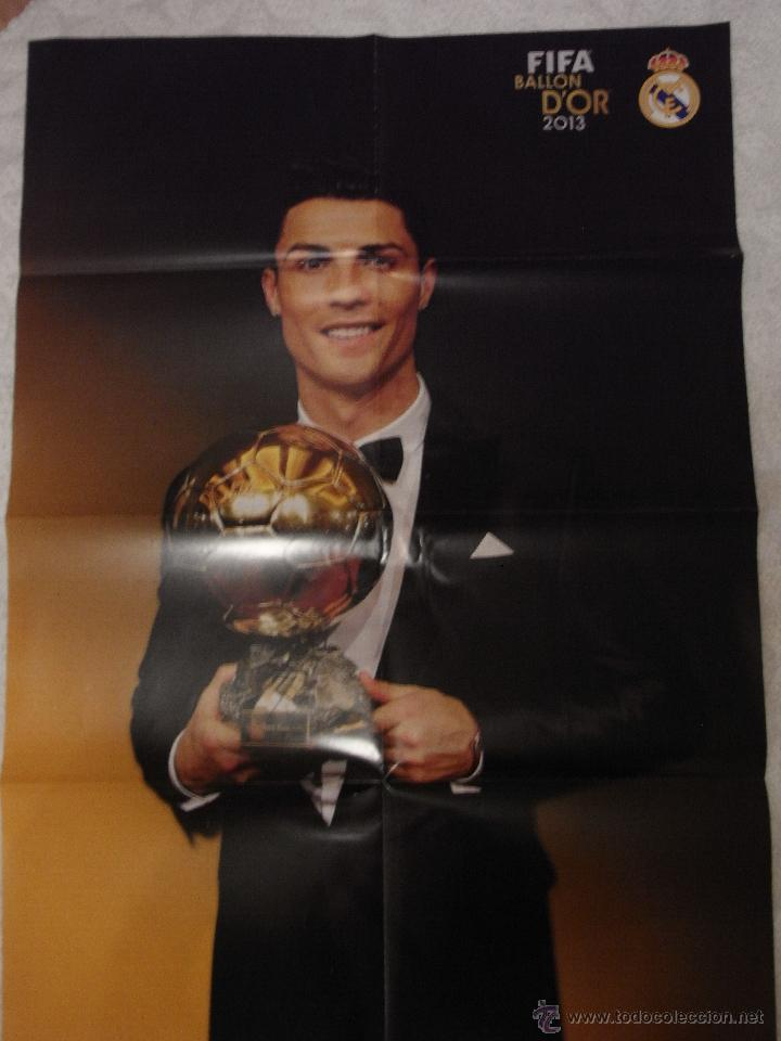 Coleccionismo deportivo: Lote colección posters Real Madrid - Foto 3 - 57631917